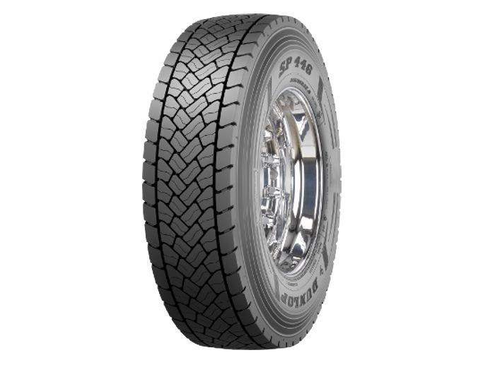 235/75 R17.5 M132/130 Dunlop SP446