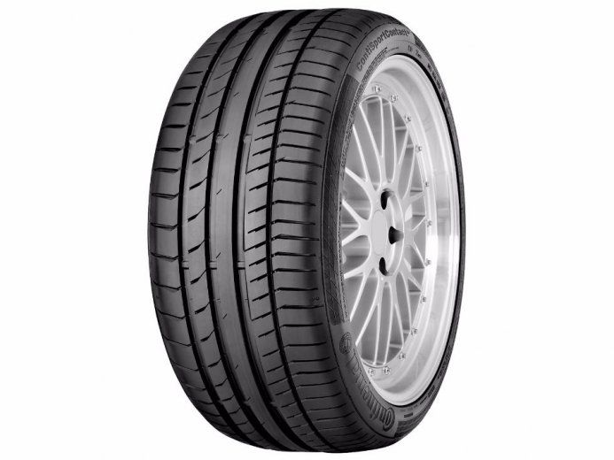 275/45 R18  Continental Sport Contact SC5