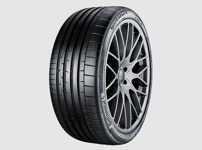 255/30 R19 Y91 Continental Sport Contact SC6 XL