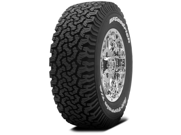 245/70 R17  BF Goodrich All Terrain KO2