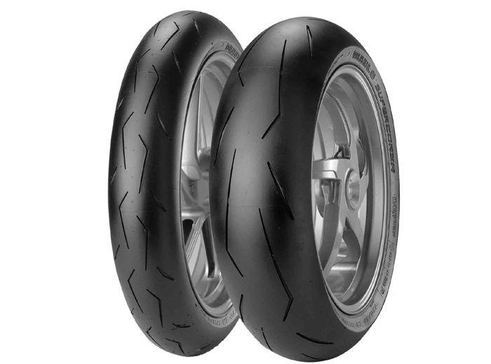 200/50 R17 W78 Pirelli Diablo Supercorsa