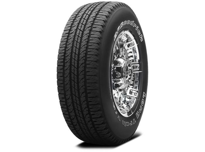 235/70 R16 T104 BF Goodrich Long Trail T/A Tour